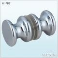 #1117BB Glass Shower Door Handle Knobs