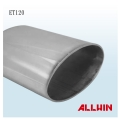 Stainless Steel Oval Elliptical Tube