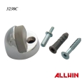 Zinc Floor Mounted High Profile Dome Stop
