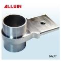 Stainless Steel Glass Holder Wall Mount 2 Bar Handrail Bracket