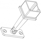 Square Tube Support