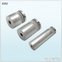 New Design Stainless Steel Adjustable Glass Clamp Standoff