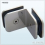 Solid Brass 180 degree Glass To Glass Glass Clamp