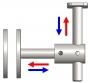 Glass Mounted Glass Triple Adjustable Handrail Bracket