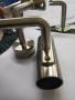 Easily Installation Wall Glass Mounted Aluminum adjustable handrail bracket