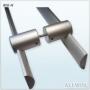 Aluminum Push Pull Door Handle
