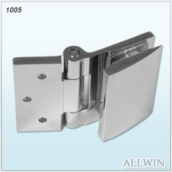 Exceptionnel Round Shape 180 Degree Glass Door Hinges