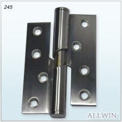 Aluminum Door and Window Furniture French Cabinet Hinge