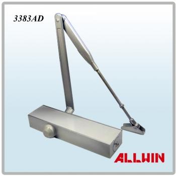 Aluminum Heavy Duty Wall Mounted Adjustable Hydraulic Door