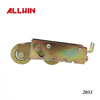Aluminum Housing Patio Door Roller
