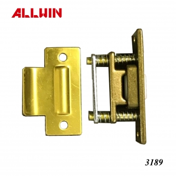 Solid Brass Door Roller Latch