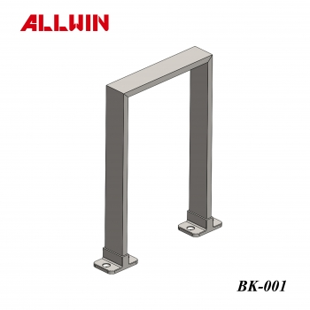 Stainless Steel Street Parking Stand Bicycle Bike
