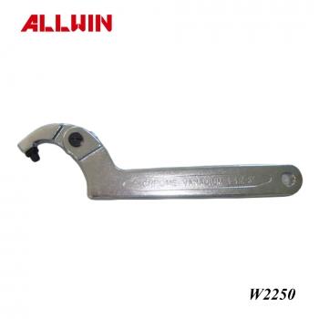 Wrench Adjustable hook