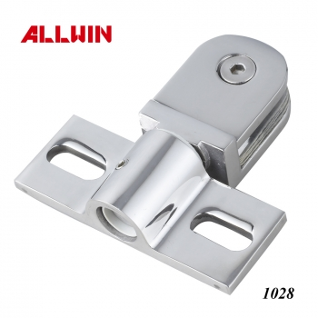 Glass Door Adjustable Wall Mount Hinges