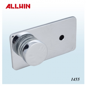 Solid Brass 90 degree Glass Clamp