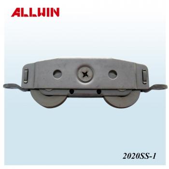 Stainless Steel Full View Windows Sliding Roller