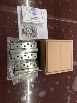 Wooden or Metal Door Adjustable Hydraulic Door Hinge Set