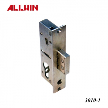 Sliding Swing Door Latch Lock Universal steel Push Pull Paddle