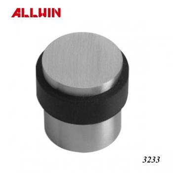 Dome Solid Brass Door Stopper
