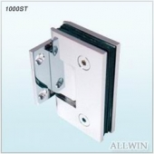 Stainless Steel Short Back Plate Square Corner and Edge Hinge