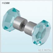 Stainless Steel Glass Knob