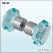 Stainless Steel Glass Knob