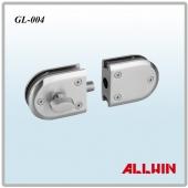 Stainless Steel Thumbturn Glass Door Locks Glass Locks