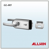 Glass Mounted Passage Glass Door Locks Glass Locks