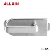 Glass Mounted Passage Latches Glass Door Locks Glass Locks