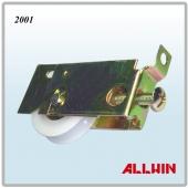 Adjustable Steel Housing With Nylon Sliding Roller Patio Door Roller