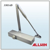 Aluminum Heavy Duty Wall Mounted Adjustable Hydraulic Door Closer