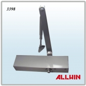 Aluminum Economic Screen and Storm Hydraulic Door Closer