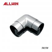 90 Degree Corner Glass Railing Elbow Connector