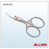 Stainless Steel Scissors Toenail Trimming Pedicure Scissors