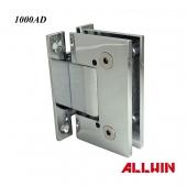 Stainless Steel Wall Mount Adjustable Shower Door Hinge