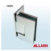 Brass Single Back Plate Shower Glass Door Shower Hinge