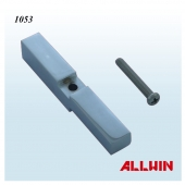 Adapter Block For Pivot Hinge With Screw