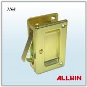 Deluxe Pocket Door Latch Pull