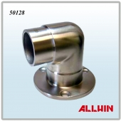 Stainless Steel Mount Pipe Flush Wall Return Flange