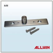 Stainless steel Top Pivot For Top Patch Fitting