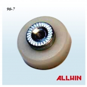 Nylon Window Wheel Roller Bearing