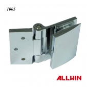 Glass Door Hinge Wall Mount
