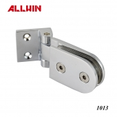 Brass Wall Mount Glass Door Hinge