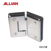 135 Degree Square Corner Glass to Glass Shower Hinge