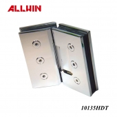With Three Screw 135 Degree Brass heave duty Shower Door Hinge