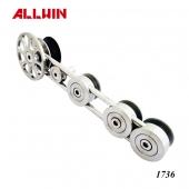 New Design Stainless steel Sliding Door System Roller