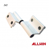 Aluminum Door and Window Furniture French Cabinet Hinge