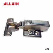 Hydraulic-Buffering Door Hinges
