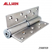 Wooden or Metal Door Adjustable Hydraulic Door Hinge Set
