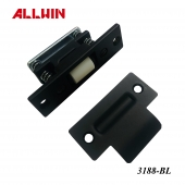 Brass Roller Latch for Door Matte Black Color